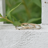 Classic Round: Simple and Elegant, 14k Narrow Band, Sizes 8-11