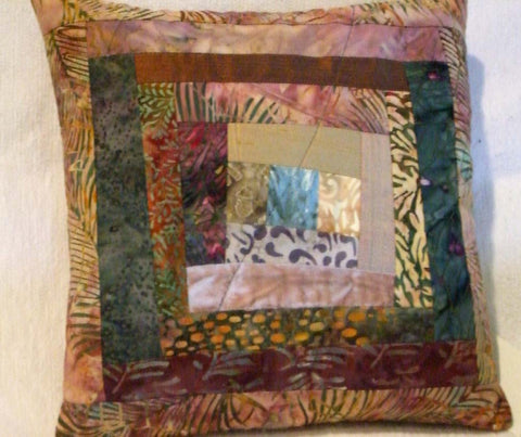 Secret Garden Pillow: Small