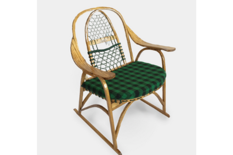 Maine Guide Snowshoe Chair by Maine Guide Snowhoes