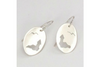 Lighthouse: Sterling Silver Earrings