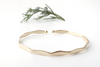 Faceted: Solid 14k Gold Bracelet