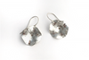 Splash: Sterling Silver Earrings