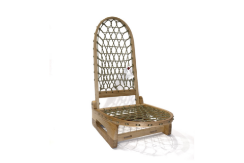 Folding Canoe Chair by Maine Guide Snowshoes