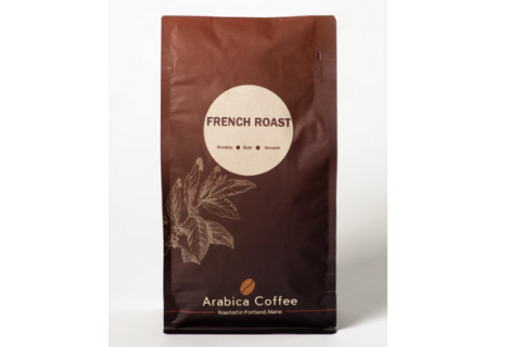 Arabica Coffee: French Roast