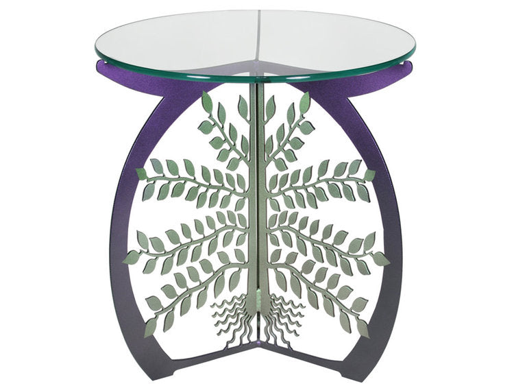 Tree of Life Table by Cricket Forge Metal Works