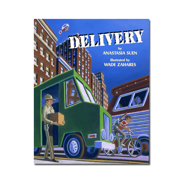 Delivery by Anastasia Suen