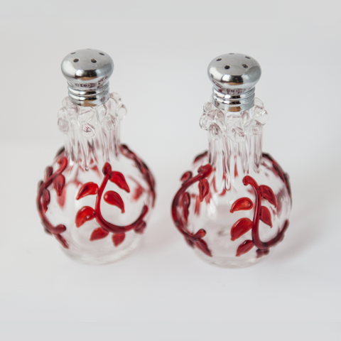 Red Vines Salt & Pepper Shaker Set by Lucky Duck