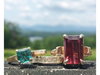 Fine Wine: Maine Designer Tourmaline Ring in 14K Rose Gold