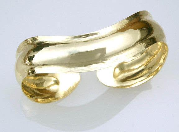 Currents Gold Bracelet