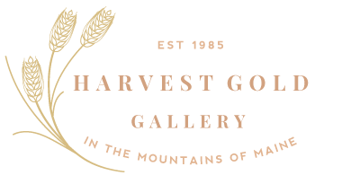 Harvest Gold Gallery logo