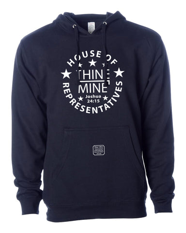 """House of Representatives"" Thine¬Mine Hooded Sweatshirt"