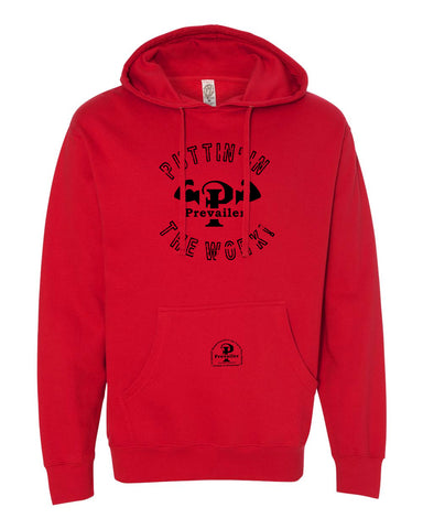 """Puttin' in the Work!"" Midweight Hooded Sweatshirt"