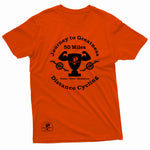"""50 Mile Distance Cycling Achievement"" Prevailer Tee"