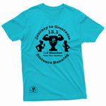 """13.1 Distance Running Achievement"" Prevailer Tee"