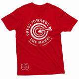"""Press Towards the Mark"" Thine¬Mine Tee"