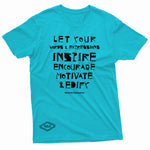 """Words & Expressions Theme"" W & E Tee"
