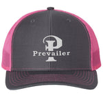 """Prevailer Classic"" Embroidered Trucker Hat"