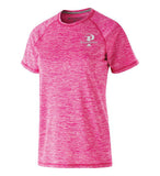 """Prevailer Classic"" Ladies Embroidered Electrify Short Sleeve Tee"