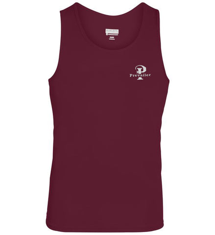 """Prevailer Classic"" Embroidered Training Tank"