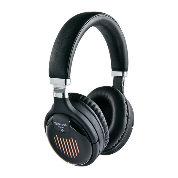 Wireless Bluetooth Foldable Noise Reduction Headphones with SD Card Slot - Dreamnovate