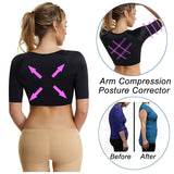 Upper Arm Shaper Compression Sleeves Posture Corrector - Dreamnovate