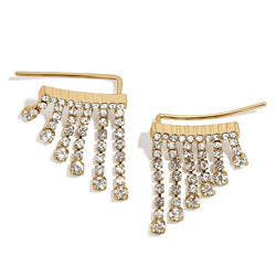 Layla Fringe Earrings - Dreamnovate