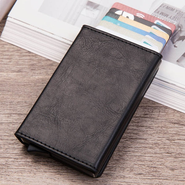 RFID Blocking Wallet and Card Holder - Dreamnovate