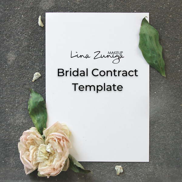 Bridal Contract