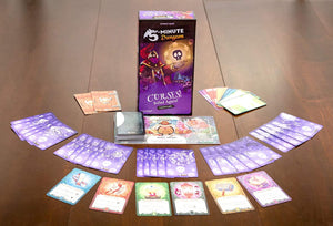 5-Minute Dungeon: Curses Foiled Again expansion