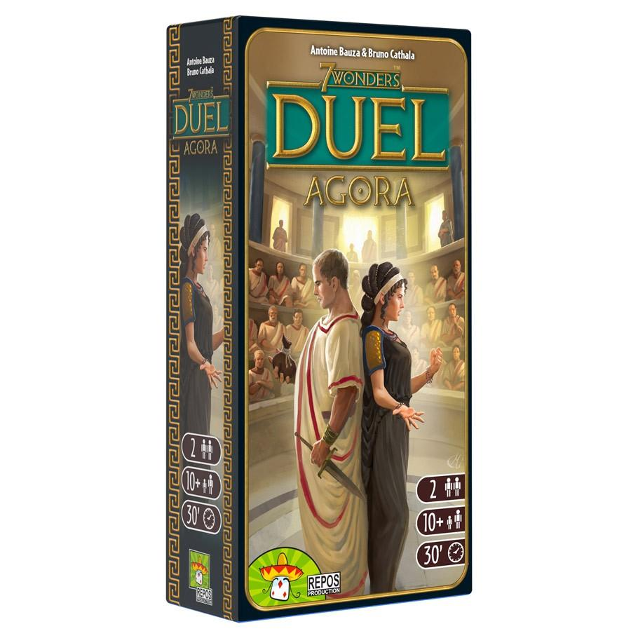 7 Wonders Duel: Agora Expansion