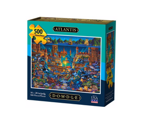 Atlantis - 500 piece