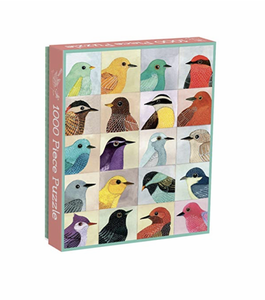 Avian Friends - 1000 piece