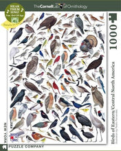Load image into Gallery viewer, Birds of Eastern/Central North America - 1000 piece