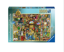 Load image into Gallery viewer, Bizarre Bookshop 2 - 1000 piece
