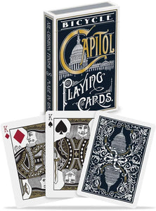 Capitol Playing Cards by Bicycle