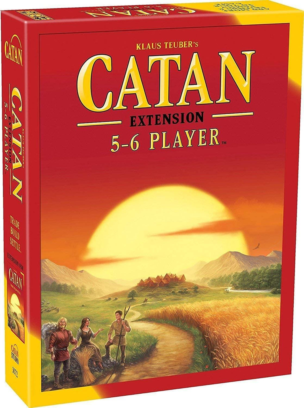 Catan 5&6 Player Extension 5th Edition