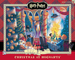Christmas at Hogwart's - 500 piece