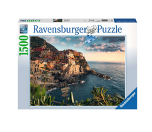 Load image into Gallery viewer, Cinque Terre Viewpoint - 1500 piece