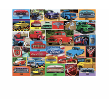 Load image into Gallery viewer, Classic Ford Pickups - 1000 piece
