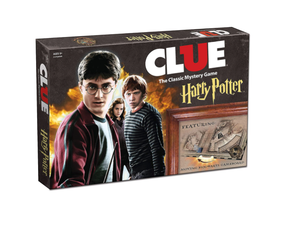 Clue Harry Potter