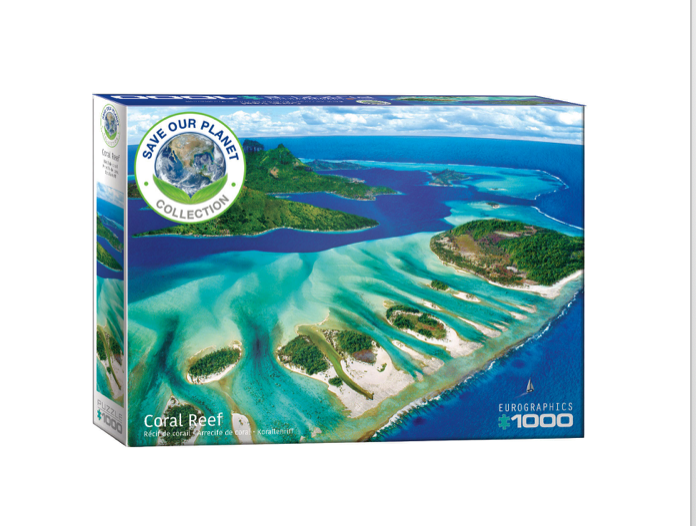 Coral Reef - 1000 piece