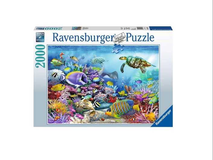 Coral Reef Majesty - 2000 piece