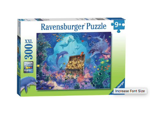 Deep Sea Treasure - 300 piece