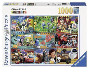 Disney Pixar Movies - 1000 piece