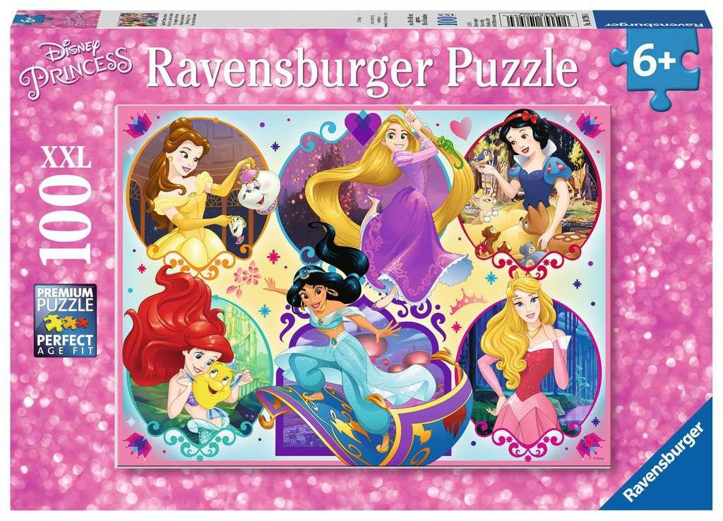 Disney Princess Collection: Be Strong Be You - 100 piece