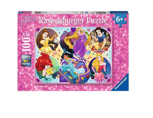 Load image into Gallery viewer, Disney Princess Collection: Be Strong Be You - 100 piece