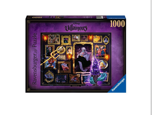 Disney Villainous Ursula -  1000 piece