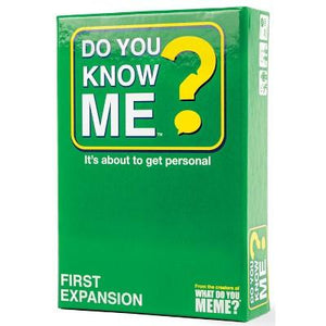 Do You Know Me? Expansion  Pack 1