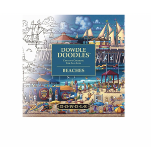 Dowdle Doodles: Beaches