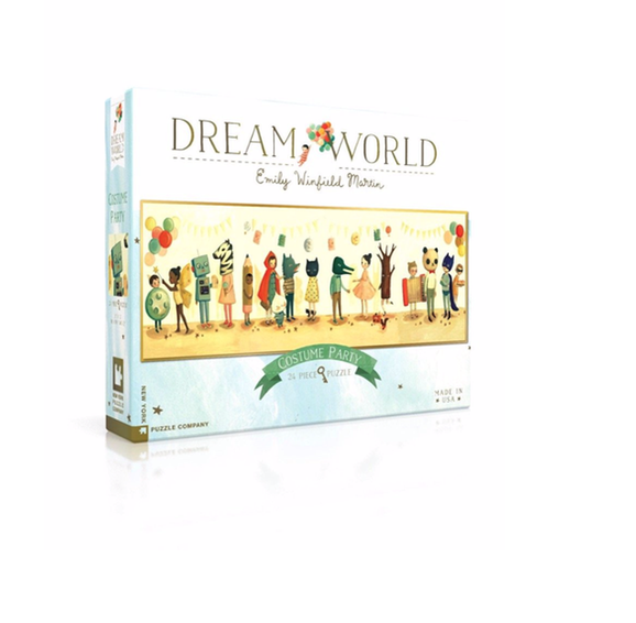 Dream World Costume Party - 24 piece